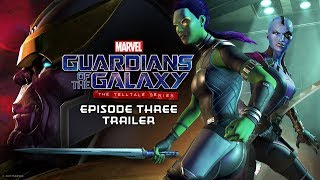 Guardians of the Galaxy Episode 3 Trailer
