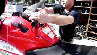 6. How to Flush your Kawasaki Jet Ski