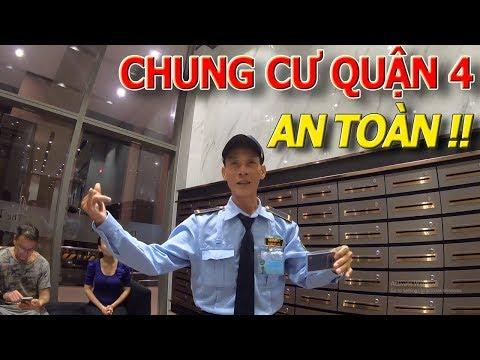 Việt kiều NGƯỜI PHÁP mất hành lý đến sài gòn trễ - THUÊ CĂN HỘ CAO CẤP QUẬN 4 PHÒNG ỐC RA SAO - Thời lượng: 30 phút.