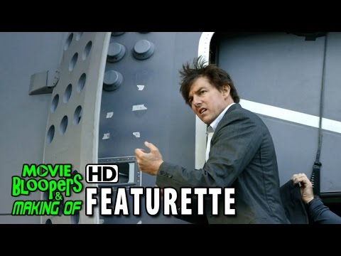 Mission: Impossible - Rogue Nation (2015) Featurette - Airbus - Extended Plane Scene