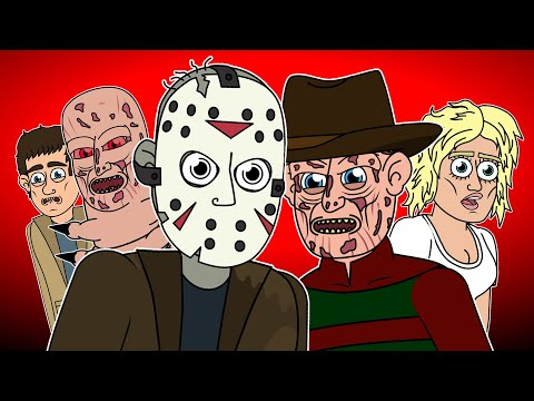 Freddy vs. Jason The Musical Animated Parody Song