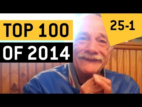 viral videos - Are you ready for final installment of the Top 100 Viral Videos of 2014? Numbers 25-1 are here! Do you think you know what the number one viral clip was of 2...