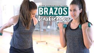 Tonificar Brazos | Ejercicios Para Brazos, Bíceps y Tríceps 8 minutos.