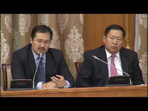 Монгол Улсын гадаад валютын цэвэр нөөц хэд байна вэ?
