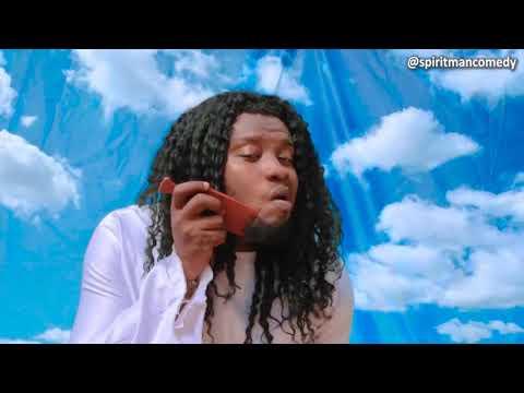 Jesus visits Nigeria on his birthday - Spiritman comedy