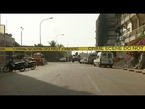 Αντιμέτωπη με την τρομοκρατία η Μπουρκίνα Φάσο