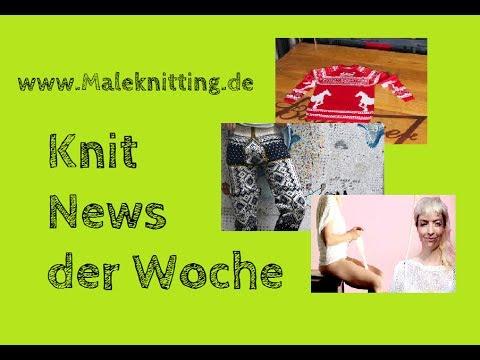 Vaginales Stricken // Knit News der Woche #1