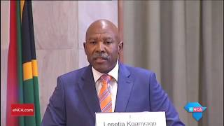 Johannesburg, 21 July 2017 - Kganyago says the committee is not concerned about questions around its credibility.