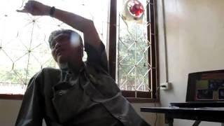 Dr. Somchai Tiger Temple Thailand Interview 2