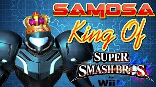 SAMOSA: KING OF SMASH 4 (ft. MrDanish)