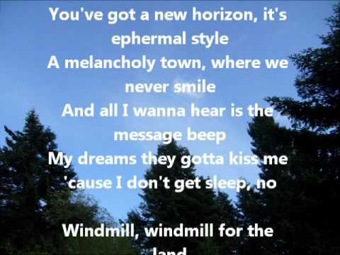 Editors - Feel Good Inc. lyrics