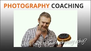 How Long Does It Take To Learn Photography