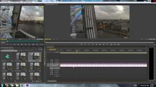 Adobe Premiere CS6 GoPro Time Lapse Tutorial