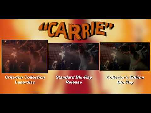 Carrie (1976): Prom Scene | 3 versions p.2