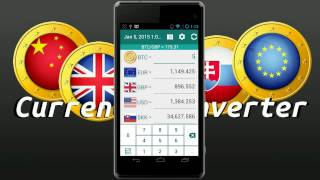 Currency converter plus YouTube video