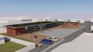 Rekonstrukce autobusového nádraží začala