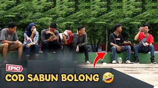 Video JUAL ONLINE SABUN BOLONG (COD) | Prank Indonesia MP3, 3GP, MP4, WEBM, AVI, FLV Februari 2019