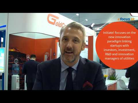 Paddy Young, Event Director at European Utility Week 2018 in Vienna