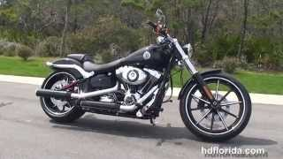 5. New 2014 Harley Davidson Softail Breakout Motorcycles for sale - St. Augustine, FL