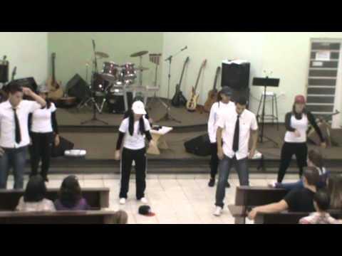 Grupo de Dança da Igreja Batista em Areiopolis
