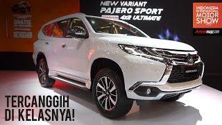 Video FI Review Mitsubishi Pajero Sport Dakar Ultimate 2017 CKD Indonesia by AutonetMagz MP3, 3GP, MP4, WEBM, AVI, FLV Oktober 2017