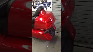 3. 2017 HONDA Gold Wing Audio Comfort Navi XM