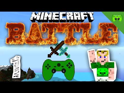 MINECRAFT BATTLE # 1 - Hibbelpiet «» Let's Play Minecraft Battle Season 6 | HD