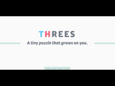 threes android game