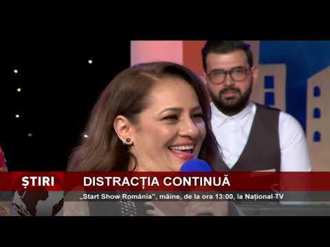 """O nouă ediție de top a emisiunii """"Start Show România"""", duminică, la Național TV"""