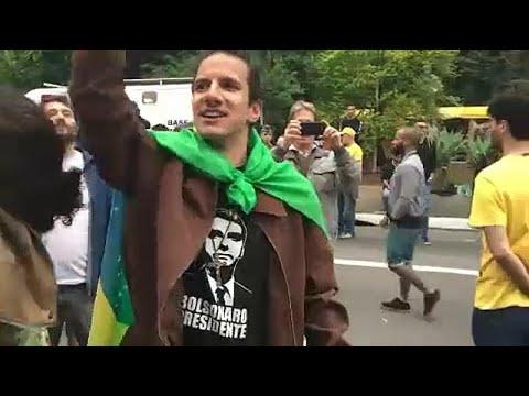 Σκλήρη μάχη για την προεδρία της Βραζιλίας