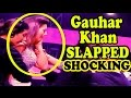 Gauhar Khan SLAPPED at INDIA'S RAW STAR Grand Finale