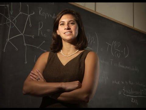Treffen mit Lauren Meyers: Mathematischer Epidemiologe