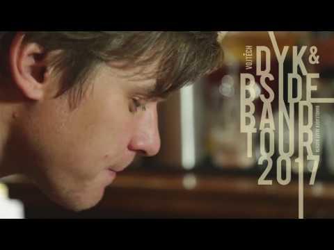 Vojtěch Dyk a B-SIDE BAND zvou na nové turné! Podívejte se na videopozvánku