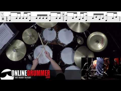 Twelve Drum Fills to Play Today