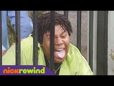Kenan Gets His Head Stuck in a Fence | Kenan & Kel | NickRewind