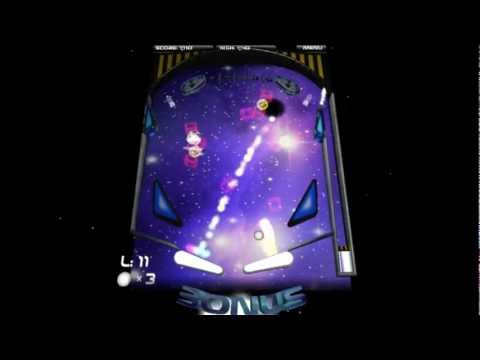 Video of Hyperspace Pinball