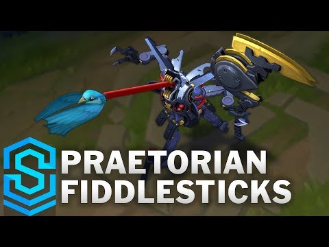 Fiddlesticks Cận Vệ Thép - Praetorian Fiddlesticks thumbnail