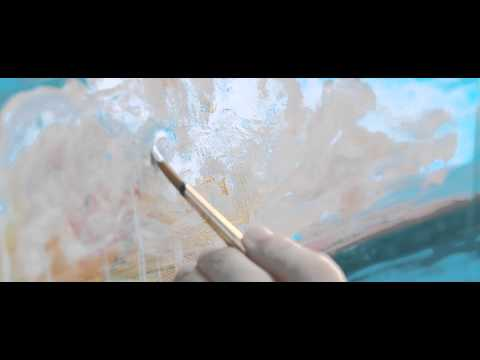 Tip of the Brush: Artist Feature Filmed by James Davis