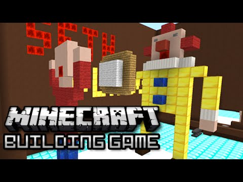 Minecraft: Building Game – FUNNY BONE EDITION!