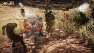 Видео к игре Black Desert из публикации: В корейской Black Desert стал доступен Striker