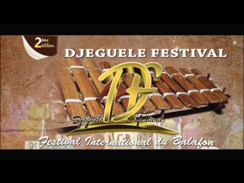 "DJEGUELE FESTIVAL ""Festival International du Balafon"""