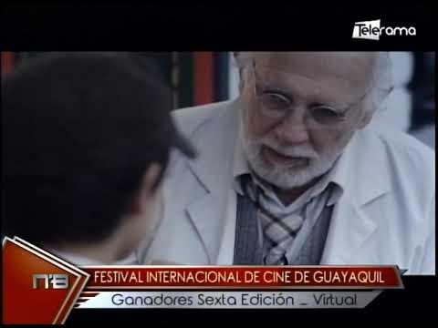 Festival Internacional de Cine de Guayaquil ganadores Sexta Edición Virtual