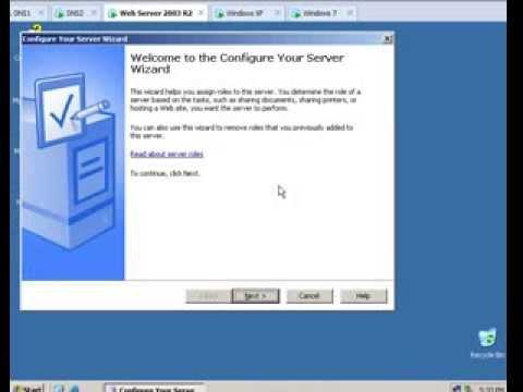 Web Server 2003 R2 (Bangla)
