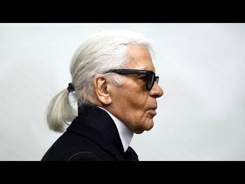 Legendärer Modedesigner: Karl Lagerfeld ist gestorben