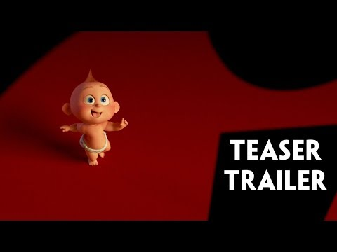 Incredibles 2 Official Teaser