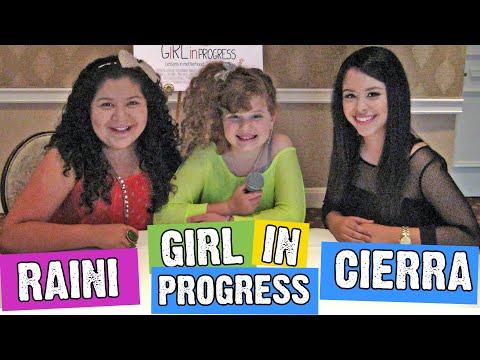 "PQP #095: Cierra Ramirez and Raini Rodriguez Talk ""Girl In Progress"" with Princess of the Press Piper Reese!"