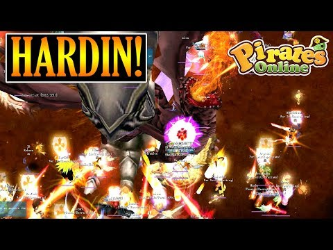 ⚔ Pirates Online - Hardin's Revenge Event 🐉 | Paradise Isle