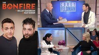 The Bonfire - Feldog On Matt Lauer & Megyn Kelly