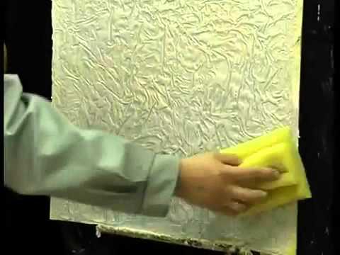 Как делать декоративную штукатурку своими руками фото