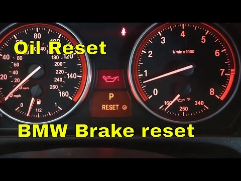 how to reset trip meter on bmw